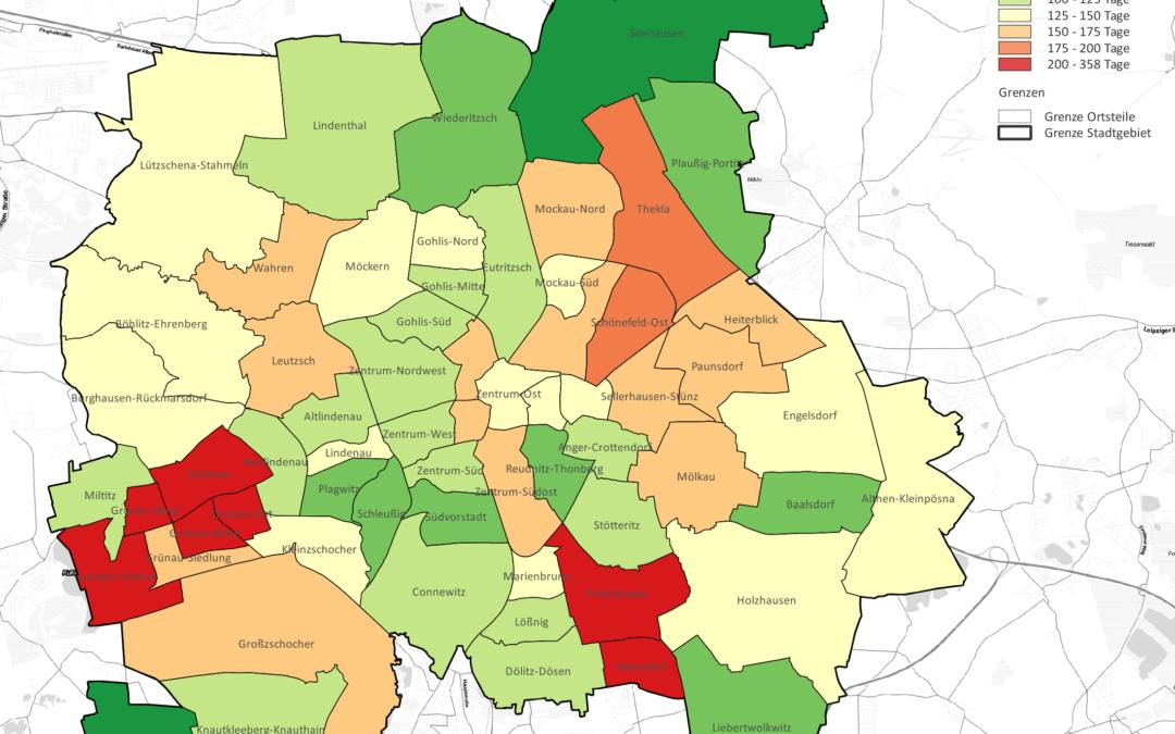 Mietwohnungsmarkt Leipzig: Westen begehrt, Osten abgehängt?