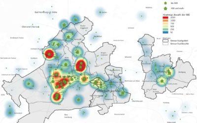 Frankfurt: Mehr als 47.000 neue Wohnungen bis 2028