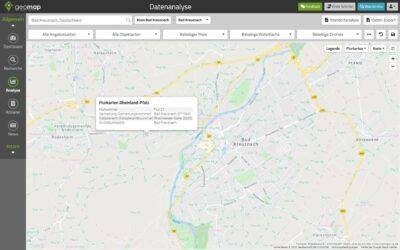 Sonderkarten für Rheinland-Pfalz