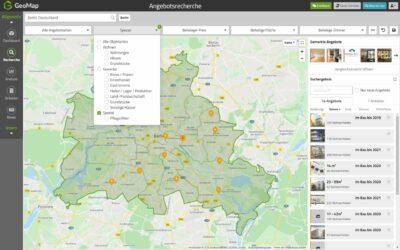 Bauprojekte Pflege / Betreutes Wohnen