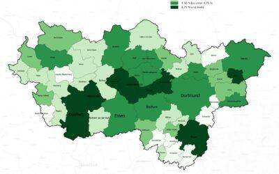 Renditen im Ruhrgebiet: Gelsenkirchen und Duisburg vorn