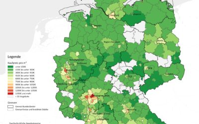 Ostern im Grünen – so viel kostet das Grundstück dafür