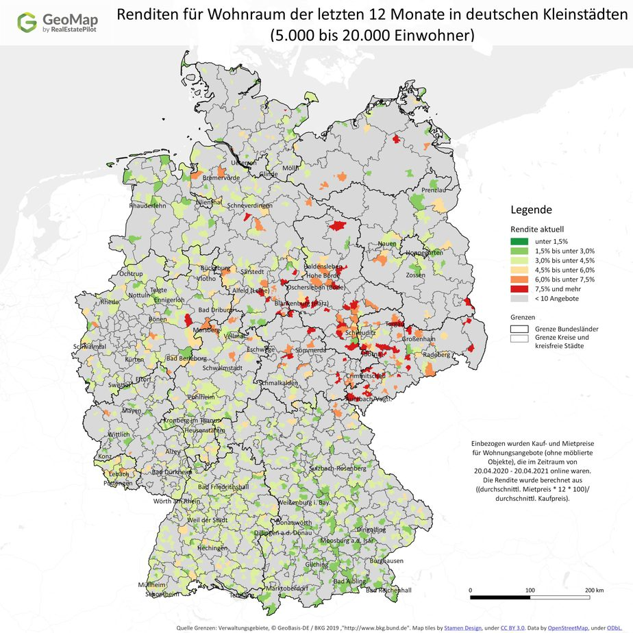 GeoMap-Angebotsdauer-EFH