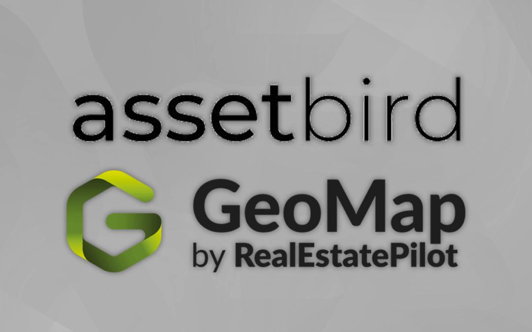 assetbird und GeoMap sind künftig in gemeinsamer Mission unterwegs.